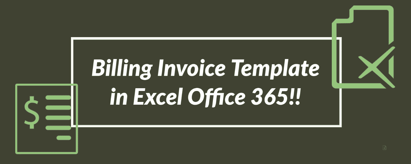 Billing Invoice Template In Excel Archives Geek Excel Become An Excel Geek